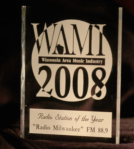 Best Radio Station of 2008