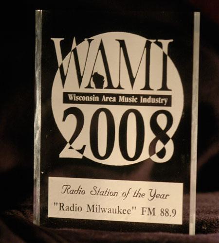 Best Radio Station of 2008