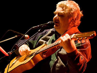 Daniel Johnston at Turner Hall- 2007
