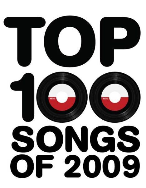 Top 100 Songs of 2009